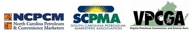 NCPCM, SCPMA, VPCGA logos
