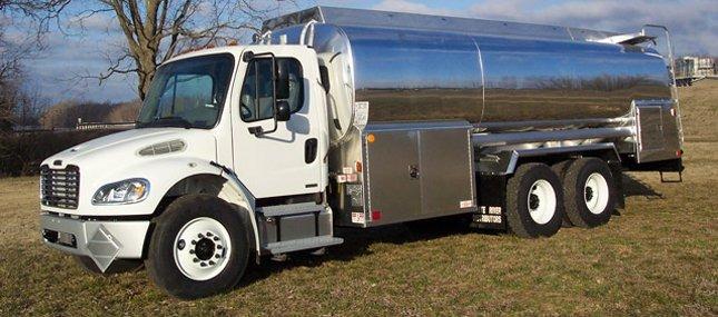 Truck mount