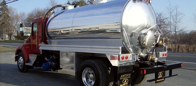 Amthor vacuum truck